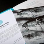 Carta del Restaurante El Campero - Primer premio de diseño por la Real Academia de Gastronomía