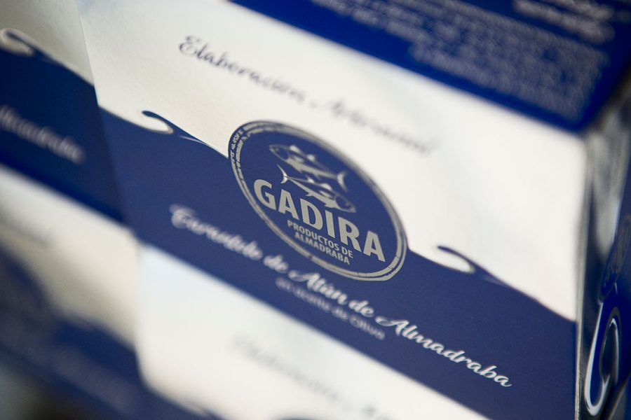 Diseño de Packaging Gadira