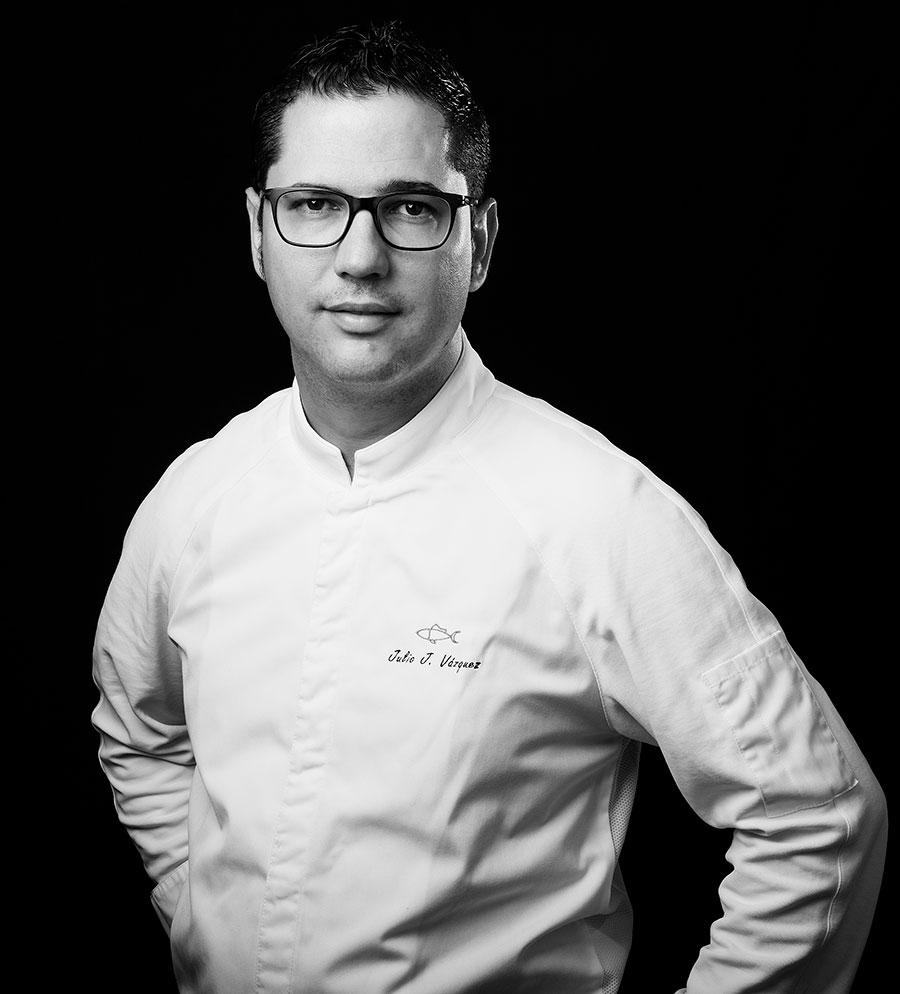 Julio Vázquez - Restaurante El Campero