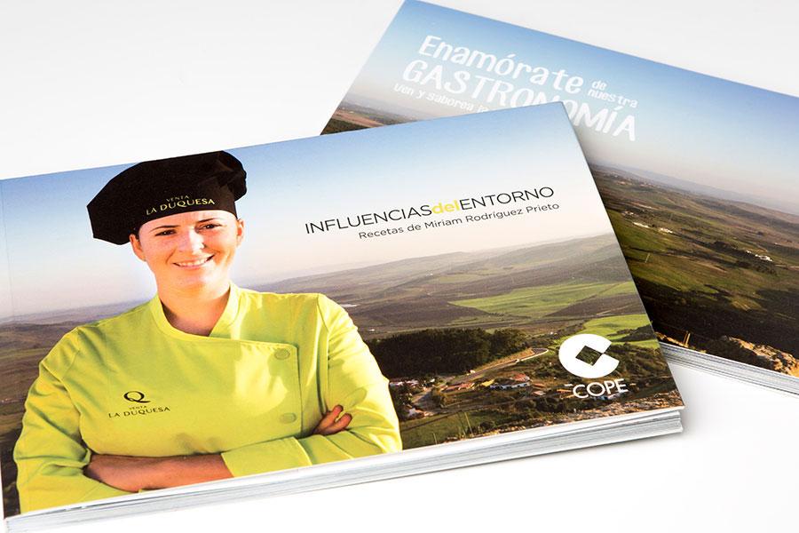 Influencias del Entorno - Un libro de Miriam Rodríguez, chef de La Duquesa