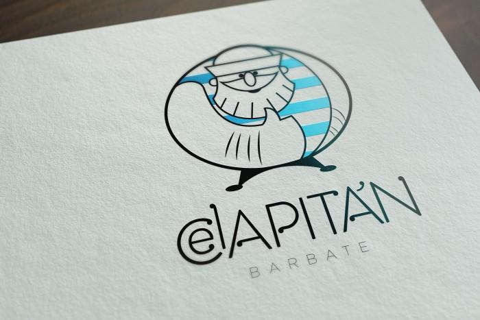 Logo restaurante el Capitan