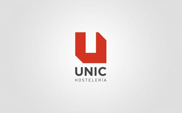 logotipo unic hostelería