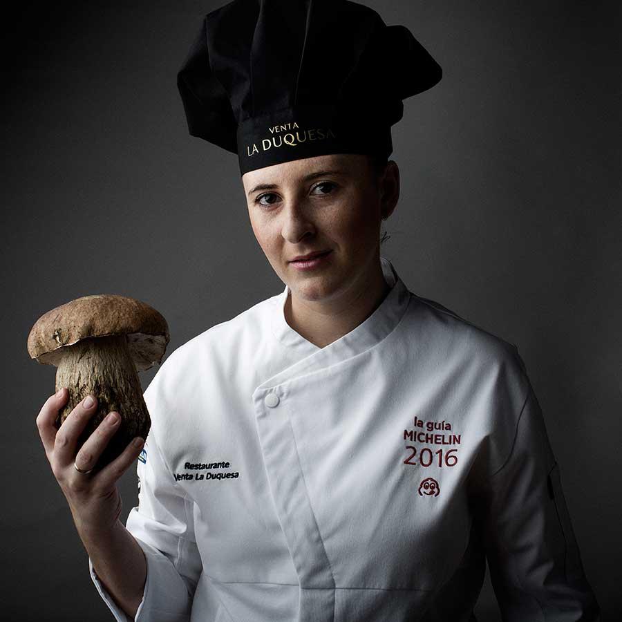 fotografía gastronómica para venta la duquesa