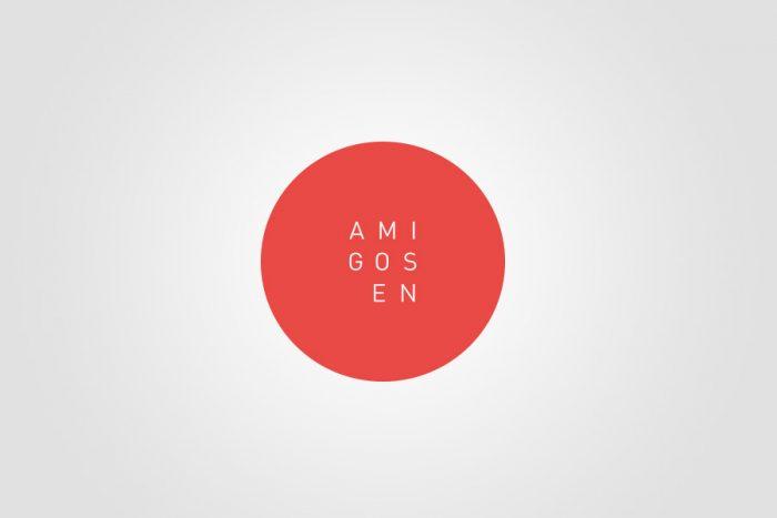 Logotipo amigos en