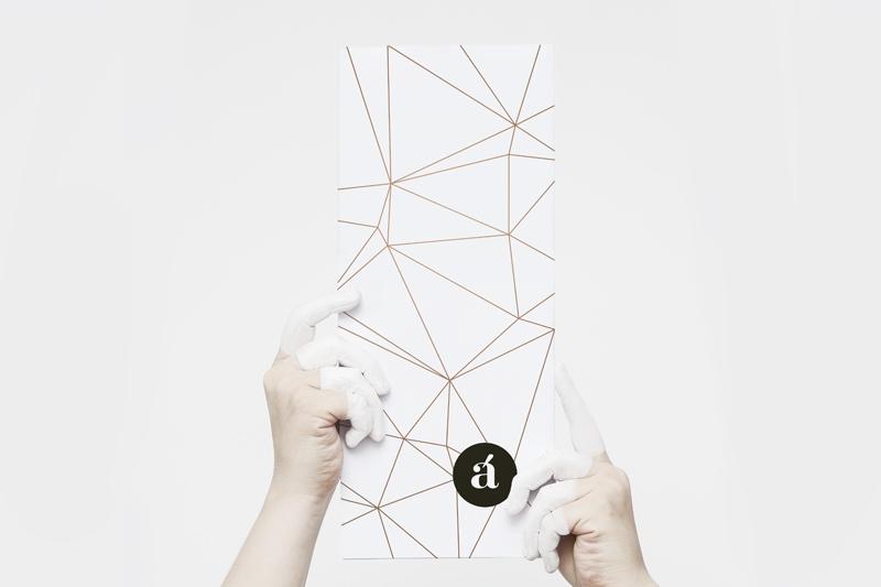 Diseño de cartas restaurante albalá